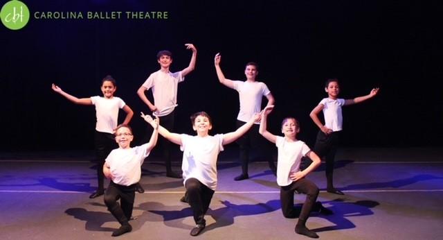2021 Boys Ballet Program